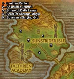 Sunstrider guide