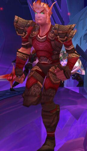 Summoned Bloodwarder Reservist
