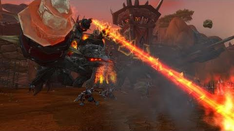 World of Warcraft Patch 5