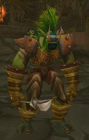 Warlord Thresh'jin