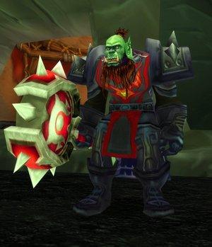 Kor'kron Defender
