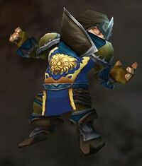 Slinkin the Demo-gnome