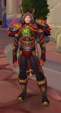 Sunreaver Guardian Mage