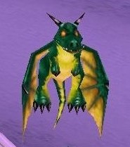 Emerald Dragon Whelp