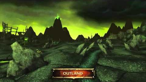 World of Warcraft Warlords of Draenor - Before and After Zones