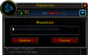 Patch 5 1-Socials-Friends List-Friends subtab-broadcast btn