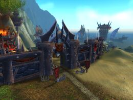 Cataclysm Ashenvale - Zoram'gar Outpost