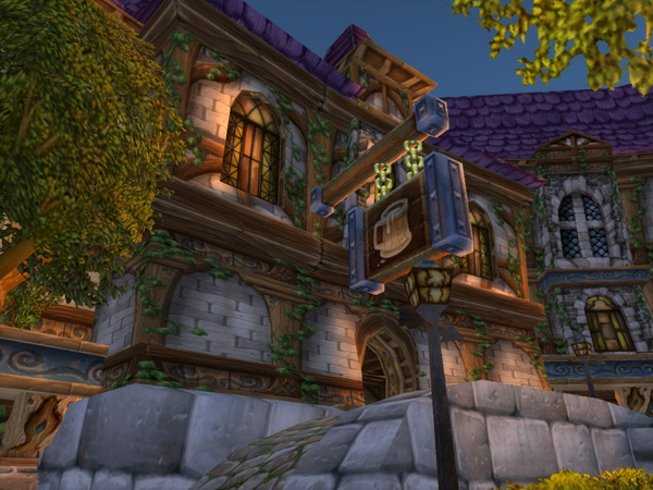how to get to draenor in legion from stormwind