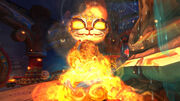 Huo the Fire Spirit