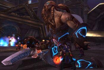 Dark Rune Sentinel