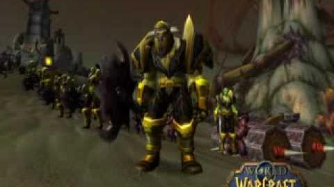 World of Warcraft The Gates of Ahn Qirai Patch 1.9 Trailer
