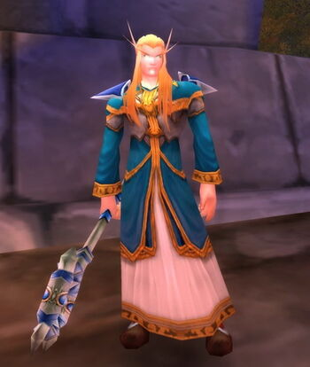 High Elf Mage-Priest