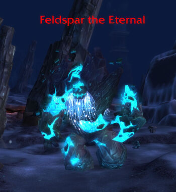 Feldspar the Eternal