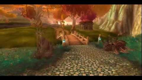 Blood Elf In-Game Intro (Burning Crusade) SUB