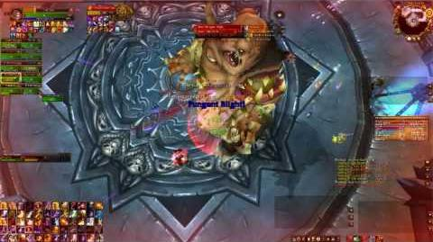 Lost Society vs Heroic Festergut (10 man) Shattered Halls Eu