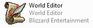 World Editor icon