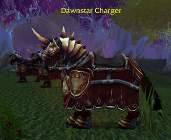 Dawnstar Charger