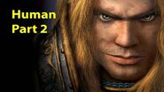 Warcraft 3 Gameplay - Human Part 2 - Blackrock & Roll