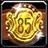 Achievement level 85
