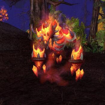 Flame Terror
