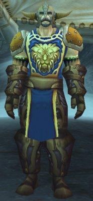 Gryphon Commander Urik