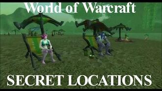 World of Warcraft Secret Locations