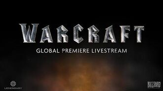 Warcraft Global Premiere Highlights