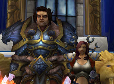 Varian and Therdys - BFFs