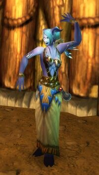 Priestess Thaalia