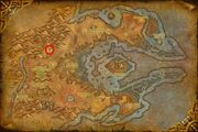 Azshara tower location