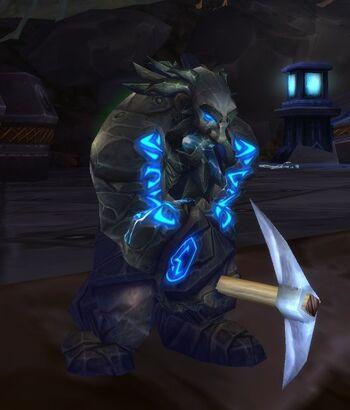 Iron Rune-Shaper