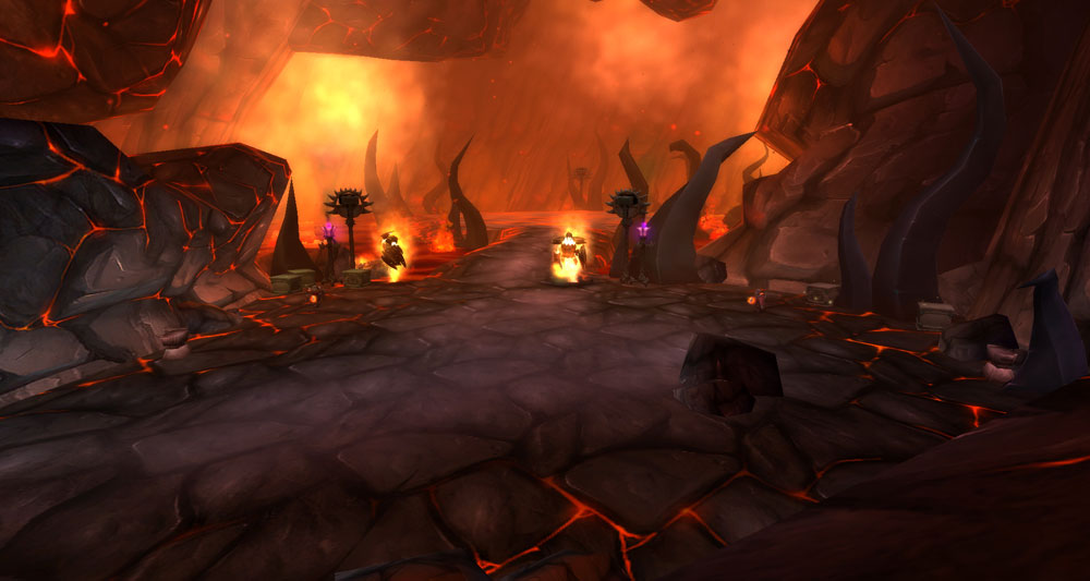 Firelands forgeworks wowwiki fandom powered by wikia for Fireland stufe