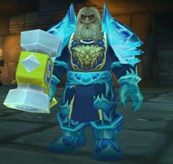 "Yord ""Calamity"" Icebeard"