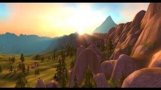 World of Warcraft Cataclysm Music Mulgore (New)