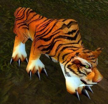 Bloodscalp Tiger