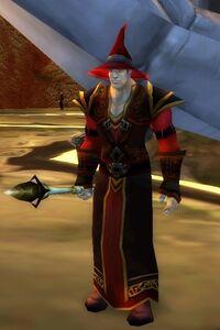 Shadowsworn Warlock