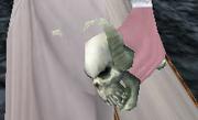 Skull of Burning Shadows