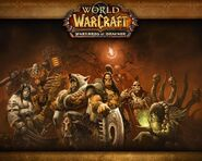 Draenor loading screen