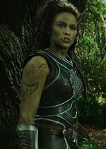 Garona-Paula Patton-Warcraft Movie