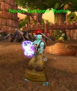 (Echo Isles) Novice Darkspear Shaman 1