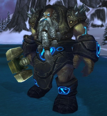 Stormforged Iron Giant