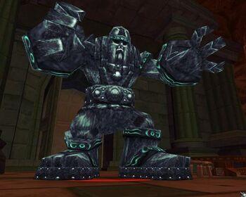 Obsidian Sentinel