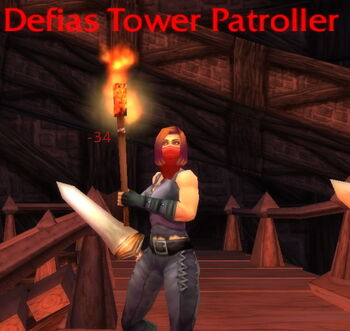 Defias Tower Patroller