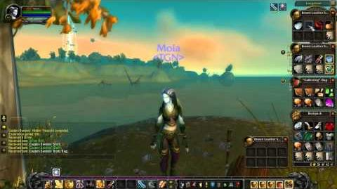 ▶ World of Warcraft - Captain Sanders Shirt! (Hidden Treasure quest) - TGN.TV