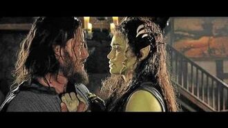 *NEW* Warcraft Movie Deleted & Extended Scenes Blu-Ray & DVD Bonus