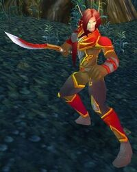 Blood Elf Scout