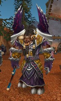High Chieftain Cliffwalker