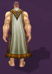 Reanimator's Cloak, Stone Background, Human Male