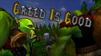 WarCraft Armies Of Azeroth - Greed is Good
