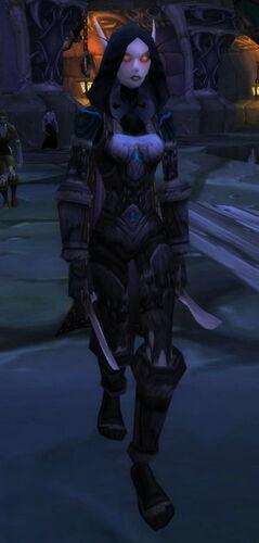 Dark Ranger Cyndia